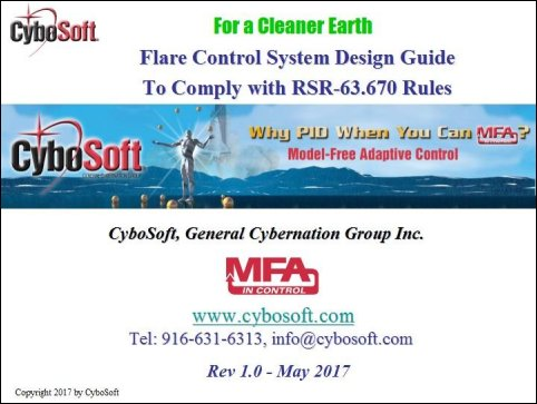 CyboSoft Releases Flare Control System Design Guide to Help ...
